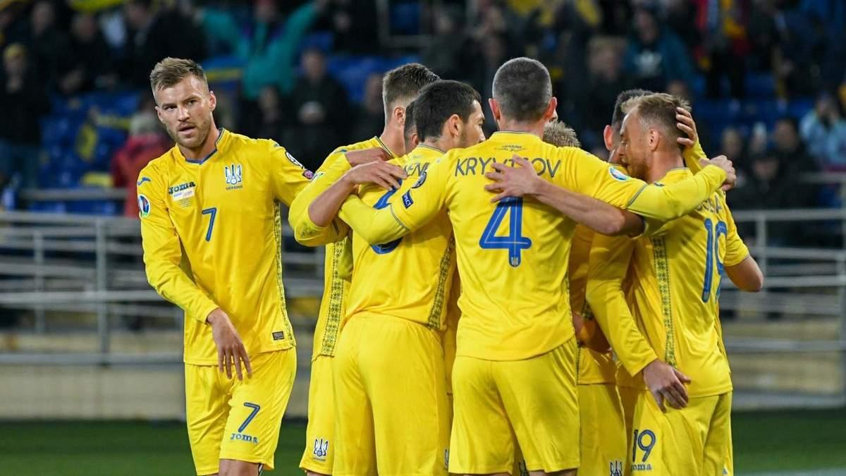 Чемпионат мира по футболу 2022, Украина – дата жеребьевки, соперники