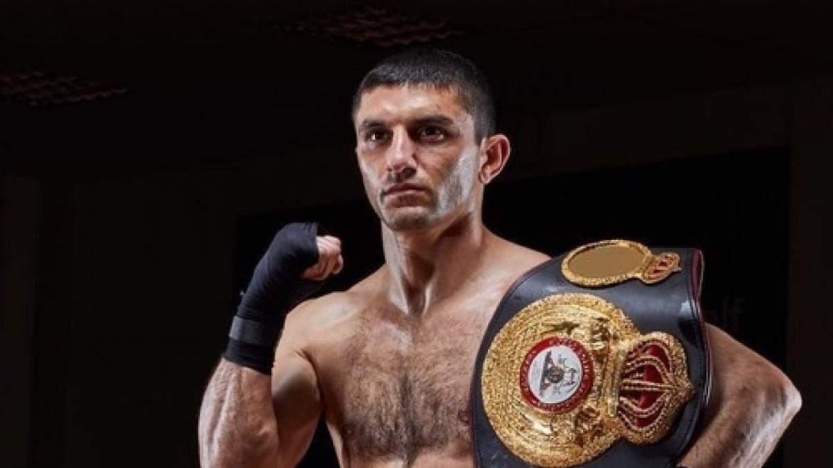Артем Далакян – боксер: биография, рост, вес, статистика