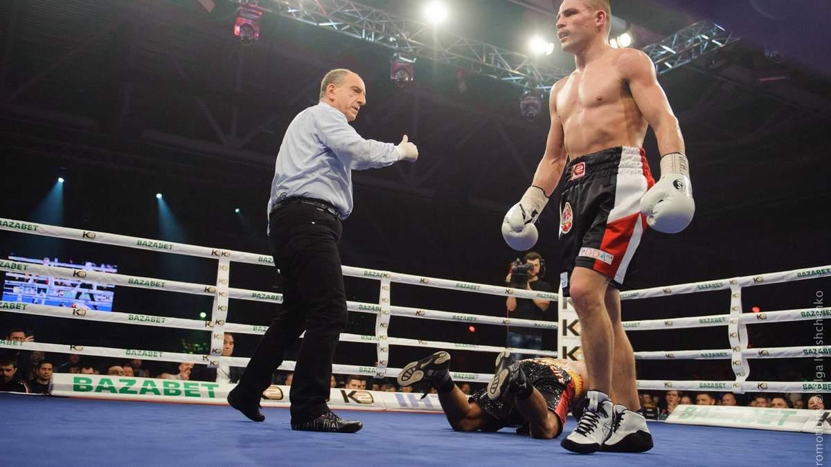 Денис Беринчик – хто суперник на наступний бій 22.02.2020