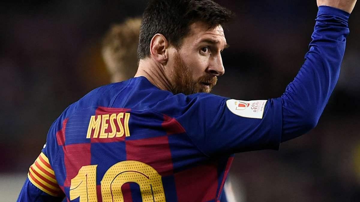 У Месси самая большая зарплата в футболе, Роналду получает почти вдвое меньше