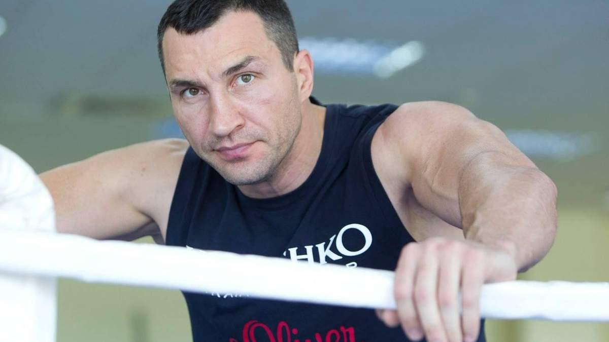 Владимир Кличко готов вернуться на ринг в любой момент – эффектное видео с тренировки