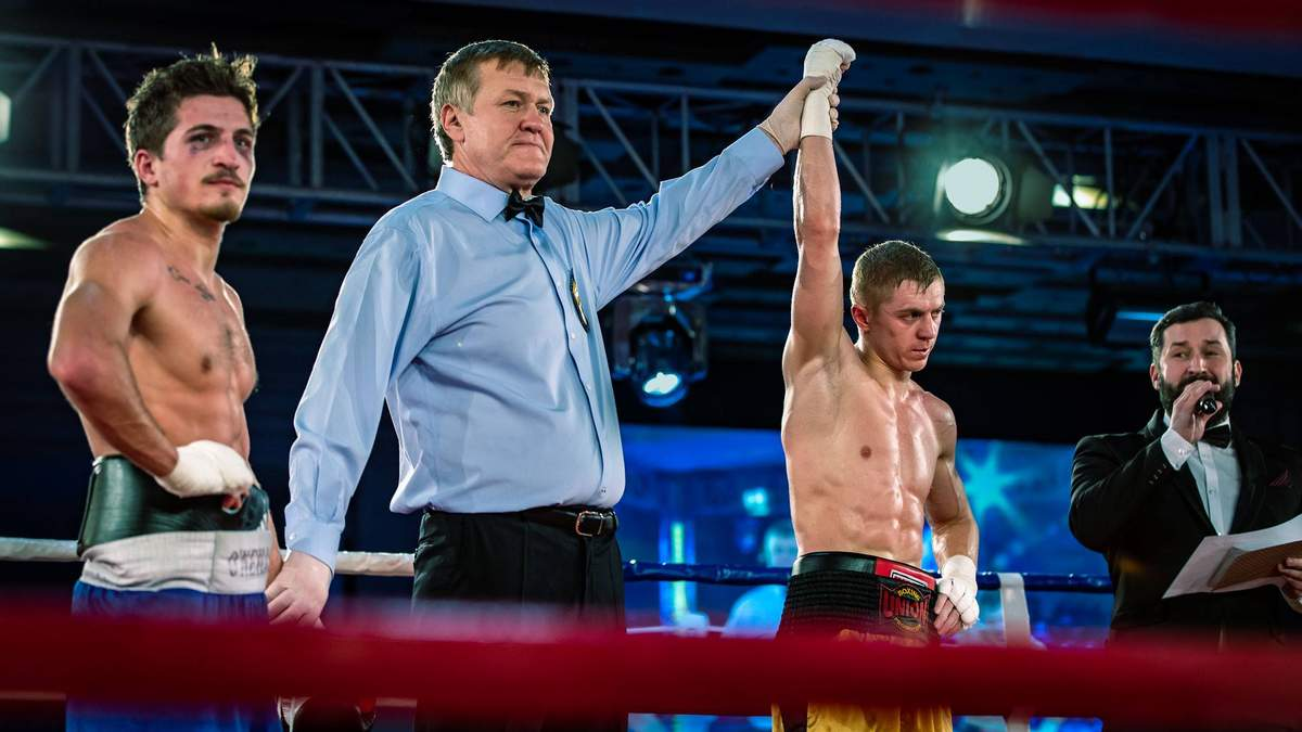 Украинский боксер проведет бой в Риме за пояс WBC International
