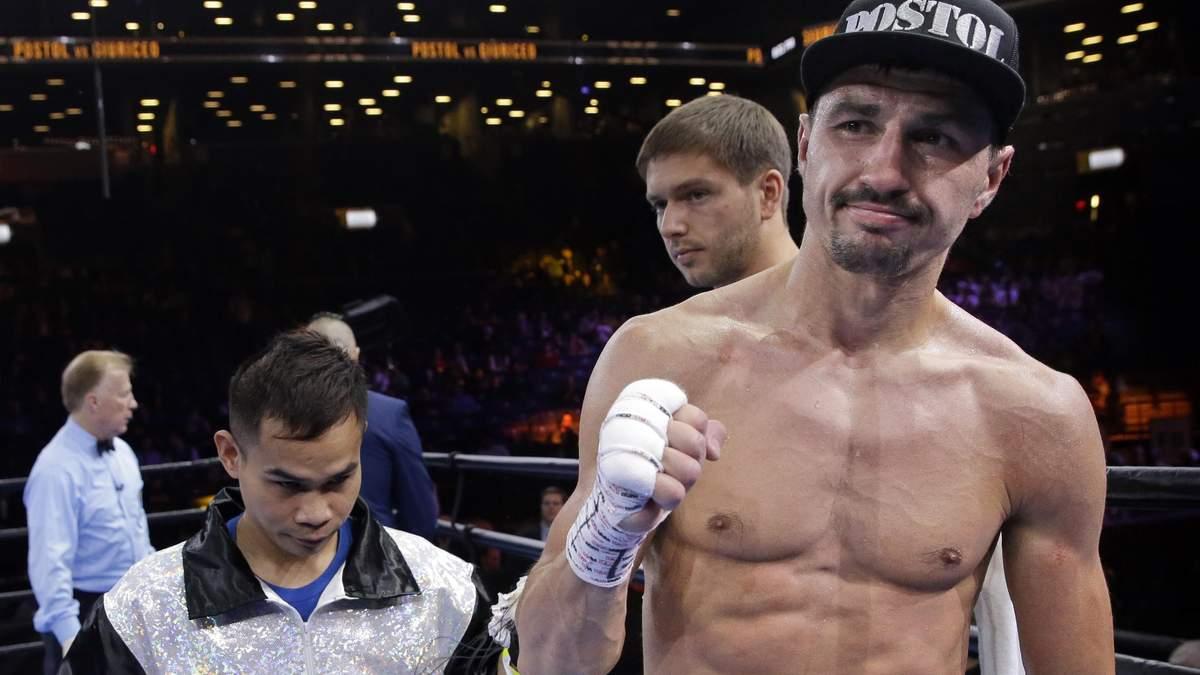 Постол – Рамирес: дата и место боя за звание чемпиона мира по версиям WBC и WBO