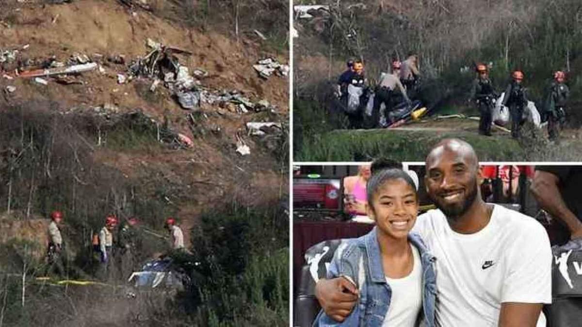 Коби Брайанта с дочкой похоронили тайно от болельщиков 7 февраля