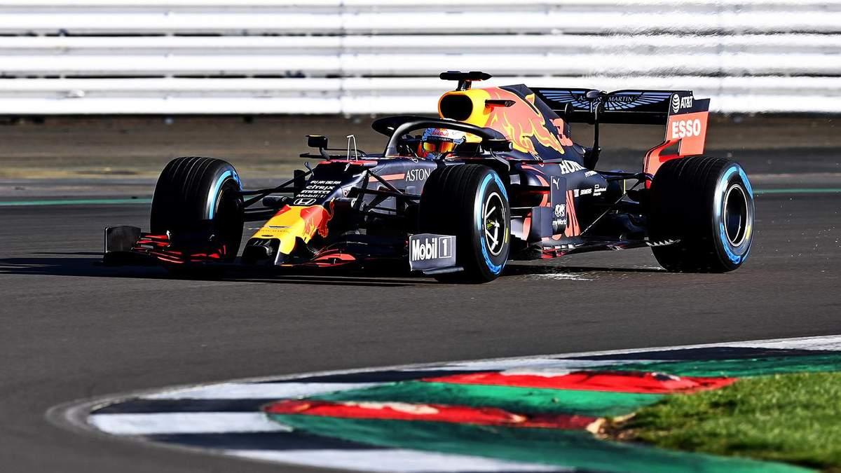 Болід Red Bull на сезон-2020