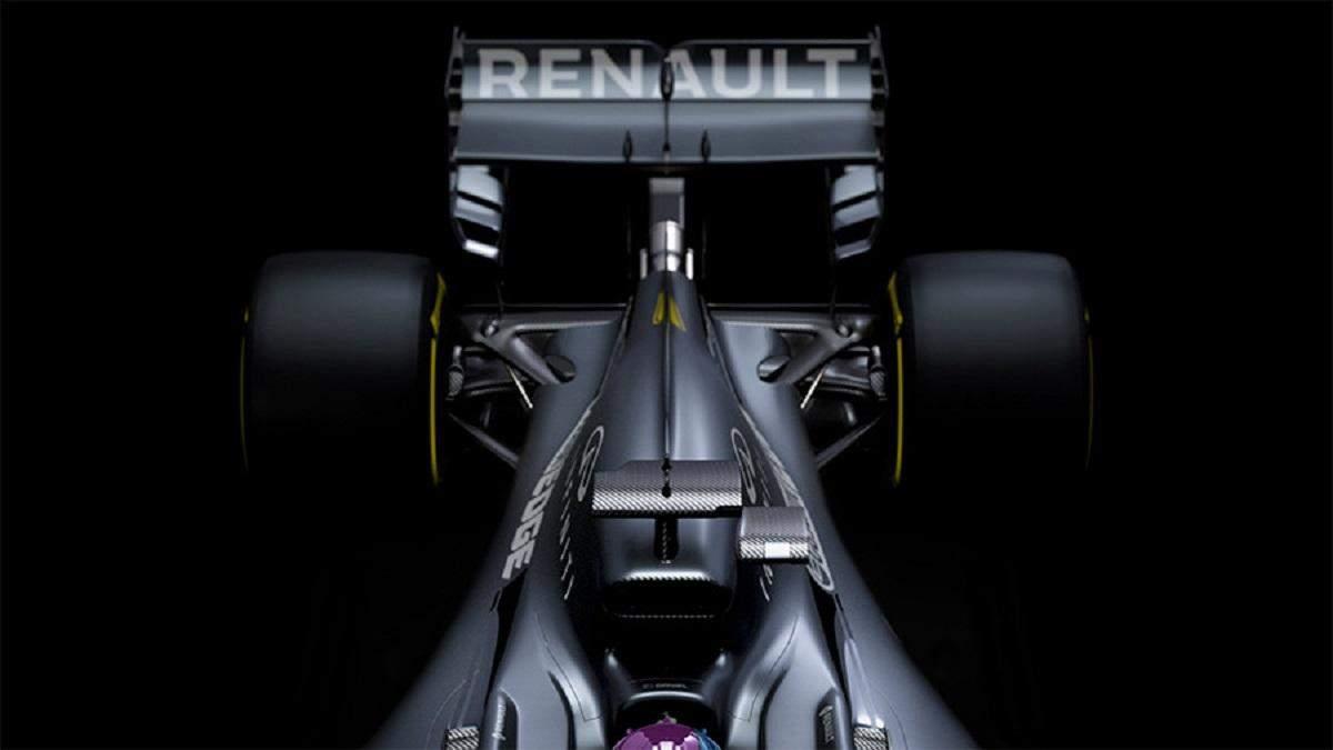 Болід Renault у 2020 році