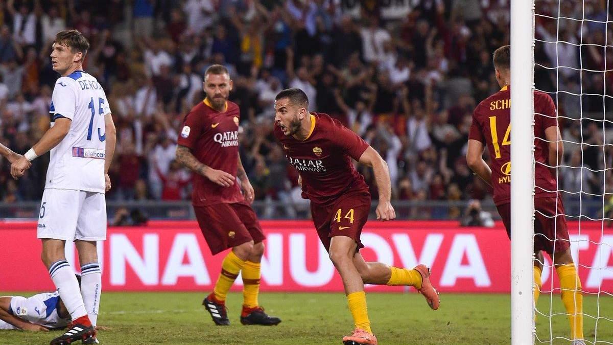 Аталанта – Рома: де дивитися онлайн матч 15.02.2020 – Серія А