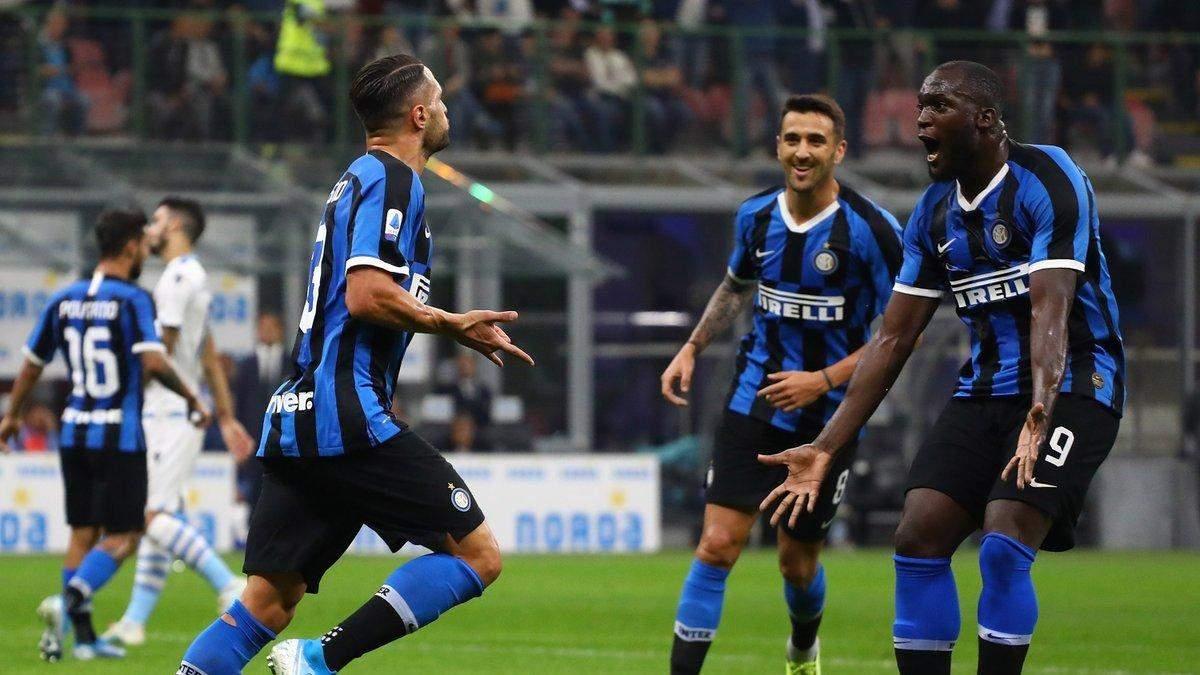 Лаціо – Інтер: прогноз букмекерів на матч за лідерство в Серії А
