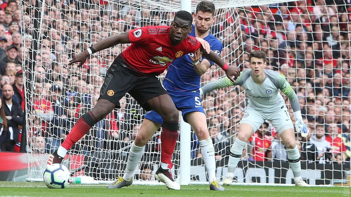 Челсі – Манчестер Юнайтед: дивитися онлайн матч 17.02.2020 – АПЛ