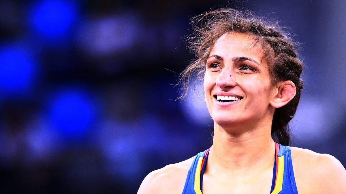 Украинка Ткач стала трехкратной чемпионкой Европы по борьбе, одолев в финале россиянку