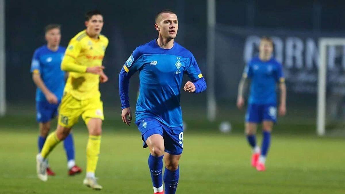 Динамо Київ – Динамо Тбілісі результат та відео голів