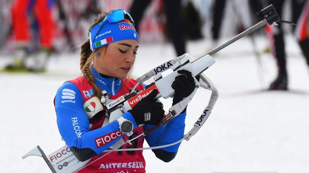 Чемпіонат світу з біатлону 2020:  українки не зачепилися за нагороди в гонці переслідування