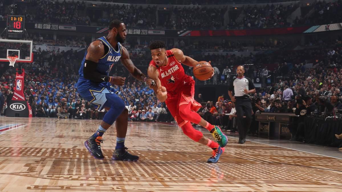 Матч всіх зірок НБА 2020