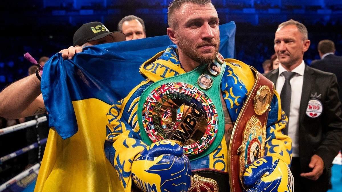 Василий Ломаченко 33: биография и история успеха боксера