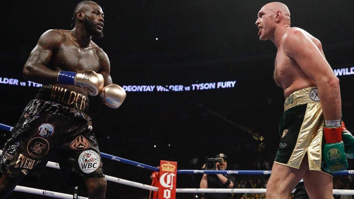 Уайлдер – Ф'юрі: прогноз, ставки на бій 22.02.2020 – WBC