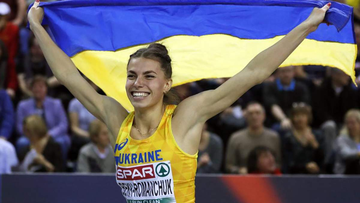 Марина Бех-Романчук на турнірі у Льєвані