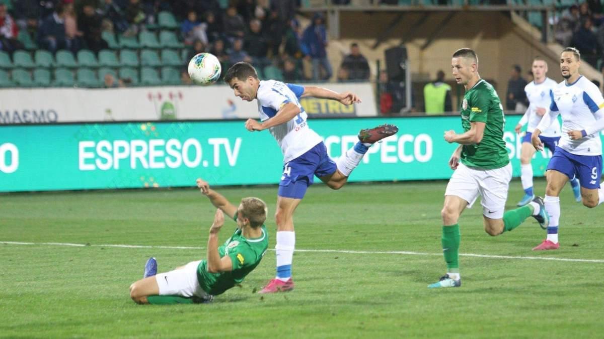 Динамо – Ворскла: дивитися онлайн матч 22.02.2020 – УПЛ