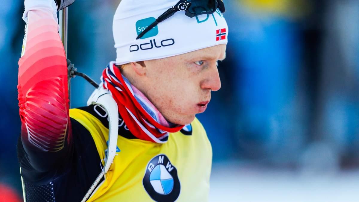 Чемпіонат світу з біатлону: Норвегія виграла одиночну змішану естафету, Україна знову без медалі