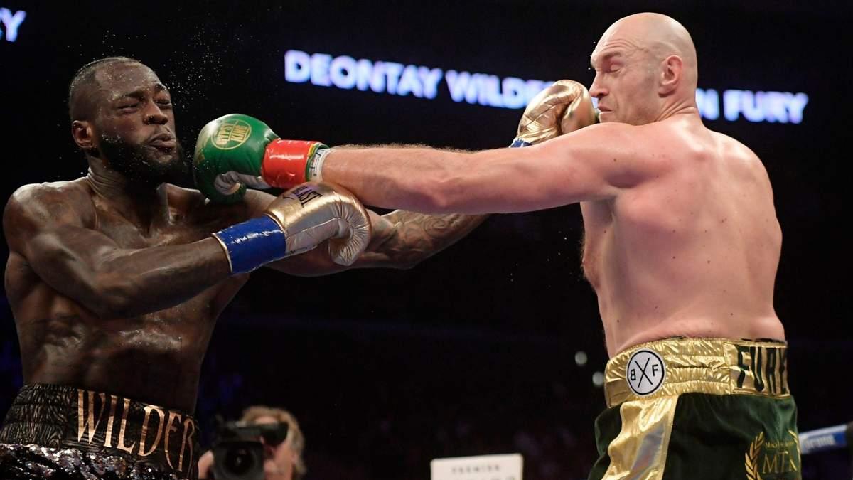 Фьюри или Уайлдер: на кого ставят звезды бокса