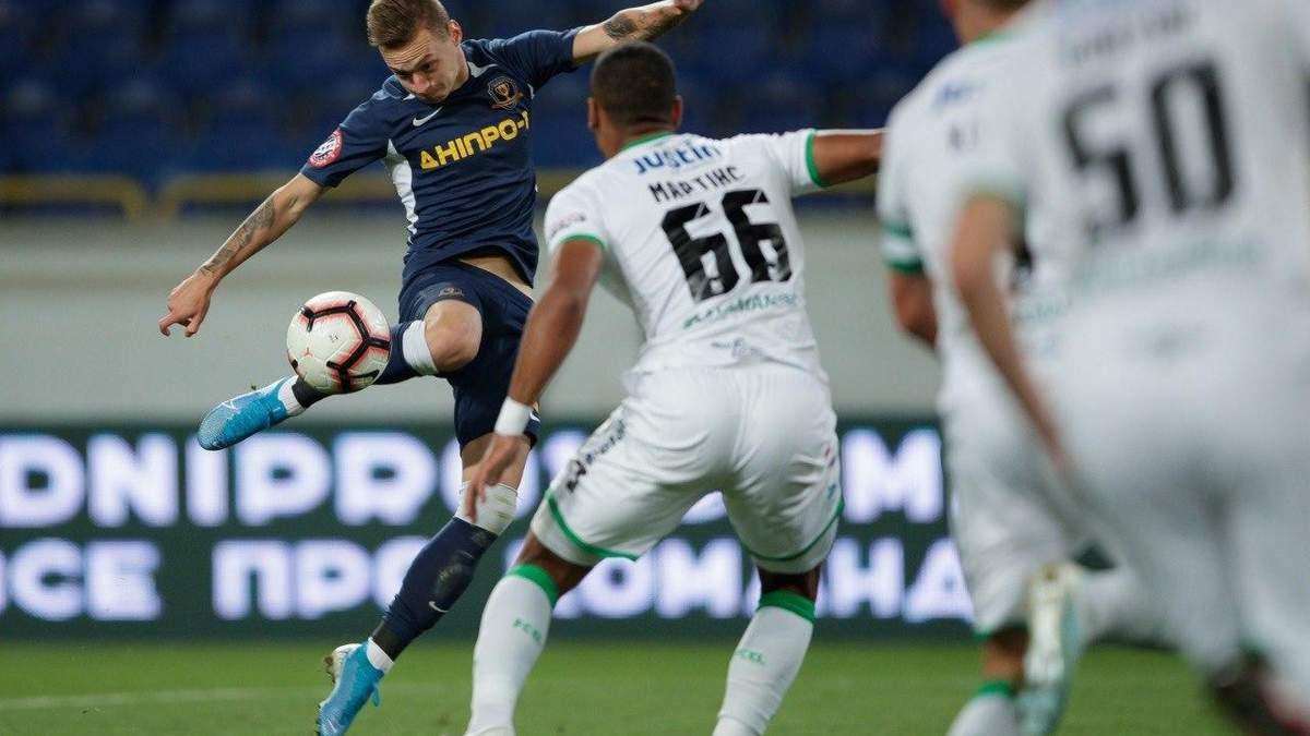 Карпати – Дніпро-1: онлайн-трансляція матчу УПЛ