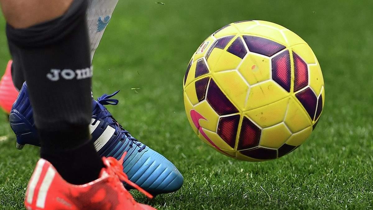 Чемпіонат Італії з футболу зачепив коронавірус