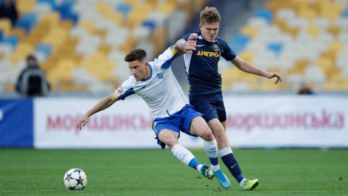 Дніпро-1 – Динамо: огляд, рахунок, відео голів матчу 28.02.2020 – УПЛ