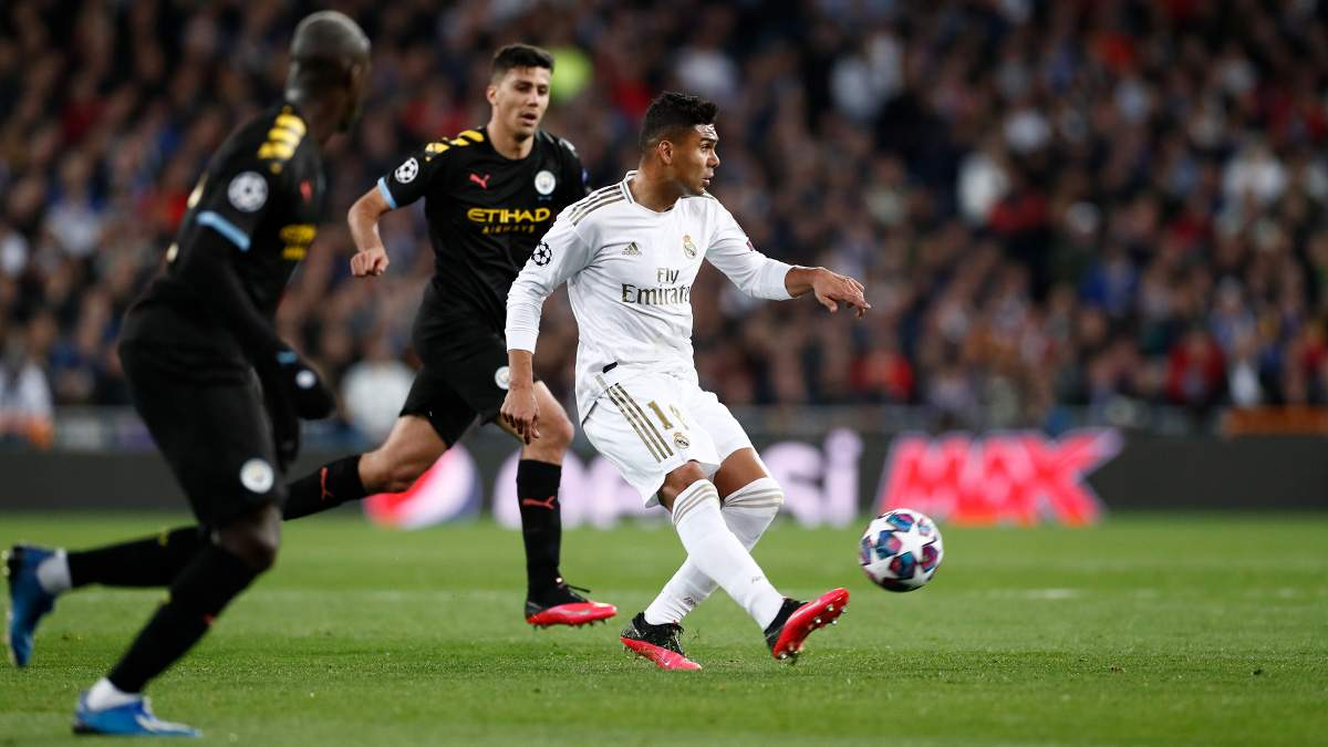 Реал – Манчестер Сіті: огляд, рахунок, відео голів матчу 26.02.2020