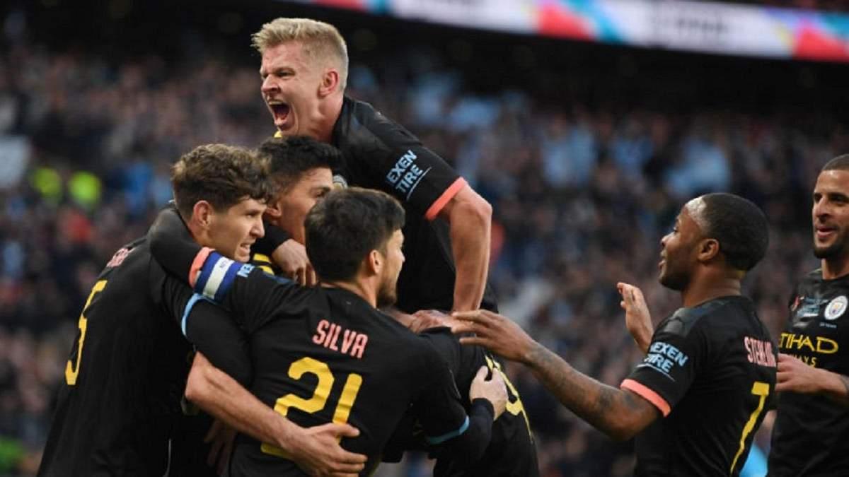 Астон Вілла – Манчестер Сіті: огляд, рахунок, відео матчу 01.03.2020