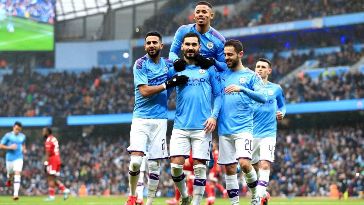 Астон Вилла – Манчестер Сити: где смотреть онлайн матч 01.03.2020