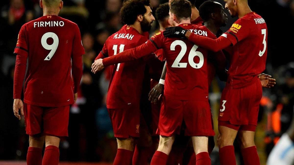 Ліверпуль – Вест Хем: огляд, рахунок, відео голів матч 24.02.2020