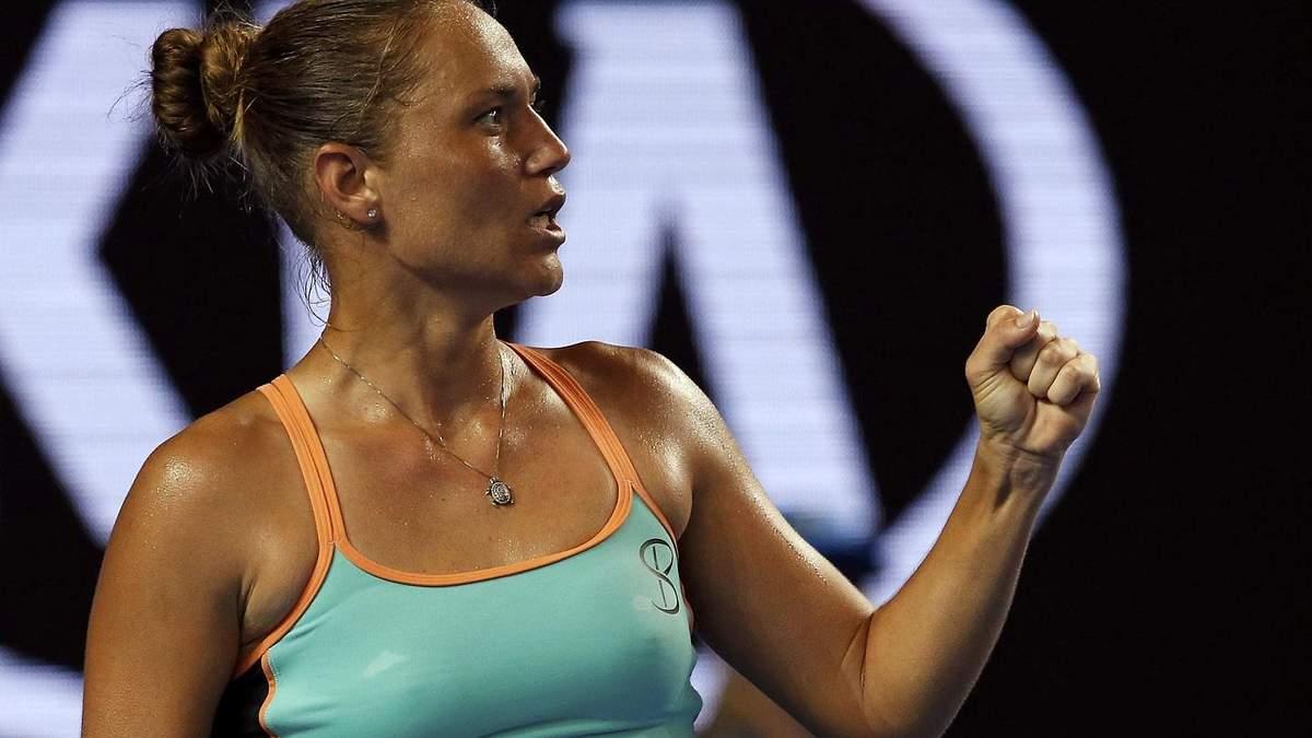 Яркий камбэк: украинская теннисистка Екатерина Бондаренко побеждает на старте турнира