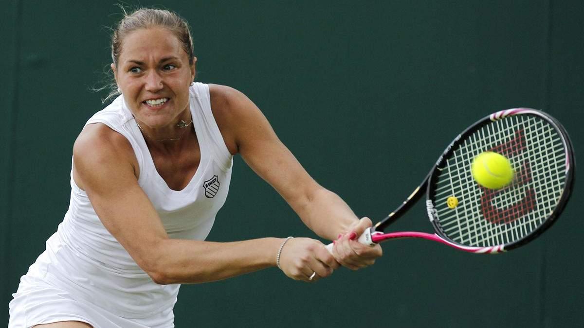 Українська тенісистка Катерина Бондаренко припинила боротьбу на змаганнях в Акапулько