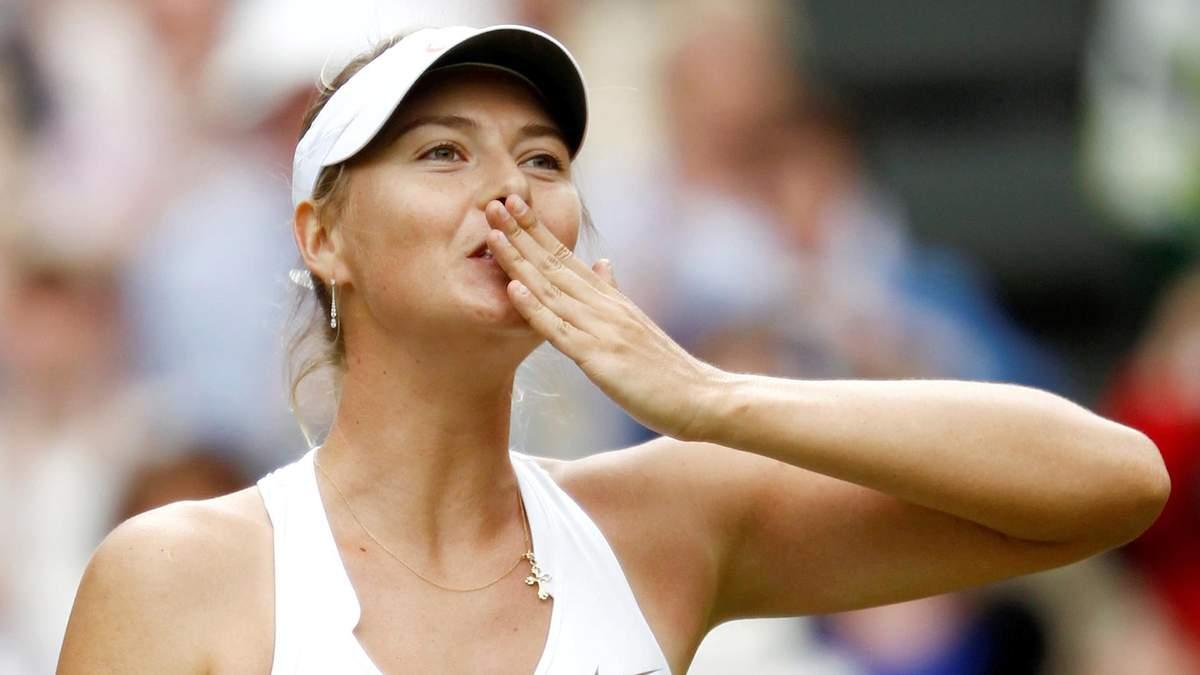 Шарапова пішла з тенісу: підрахували заробітки росіянки за всю її кар'єру