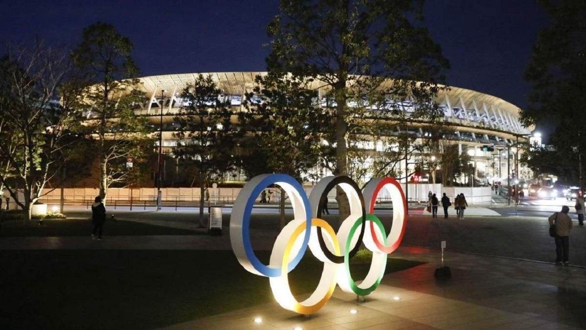 Олімпійські ігри-2020