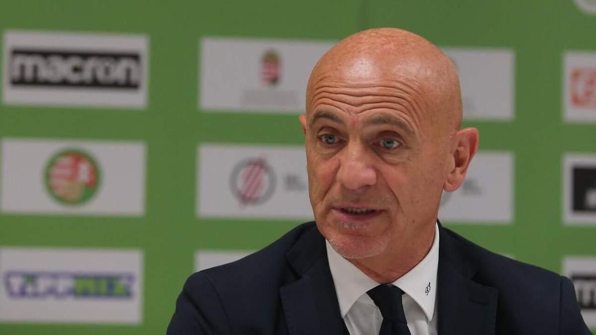 Венгерский клуб отстранил тренера из-за подозрения на коронавирус