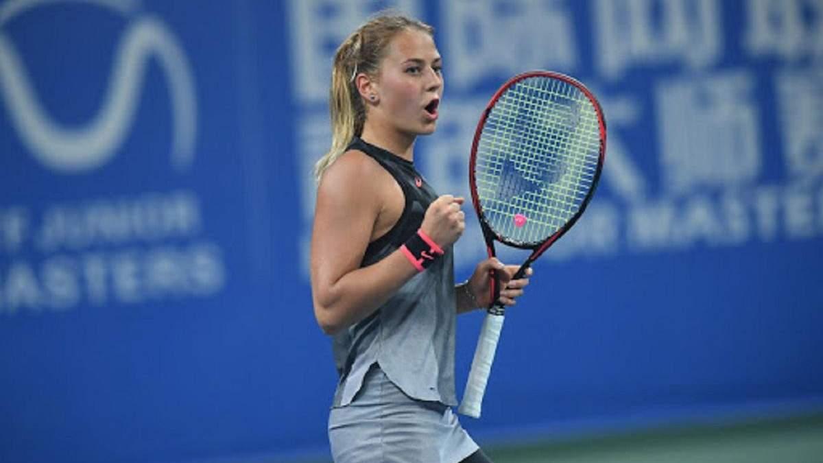 Українка Костюк вперше з жовтня пробилася в основну сітку турніру серії WTA