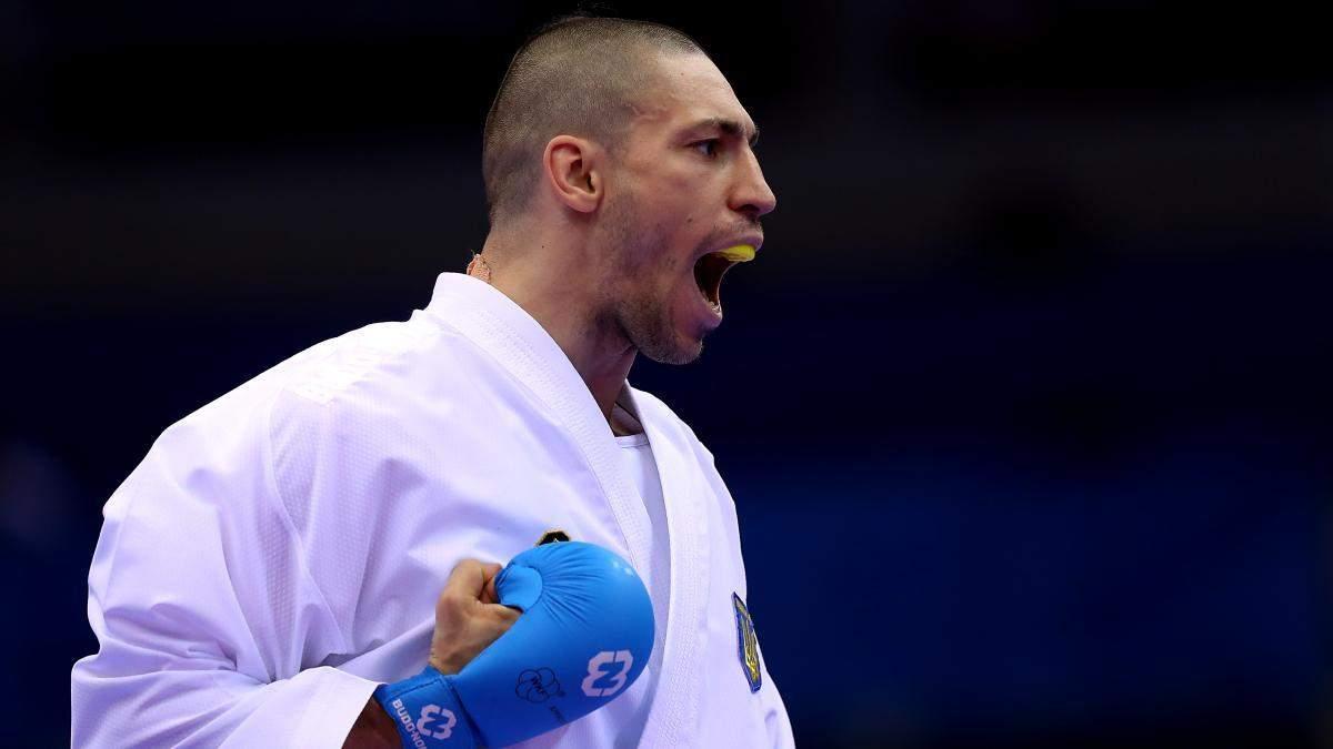 Украинец переписывает историю: каратисты завоевали две награды на турнире в Австрии