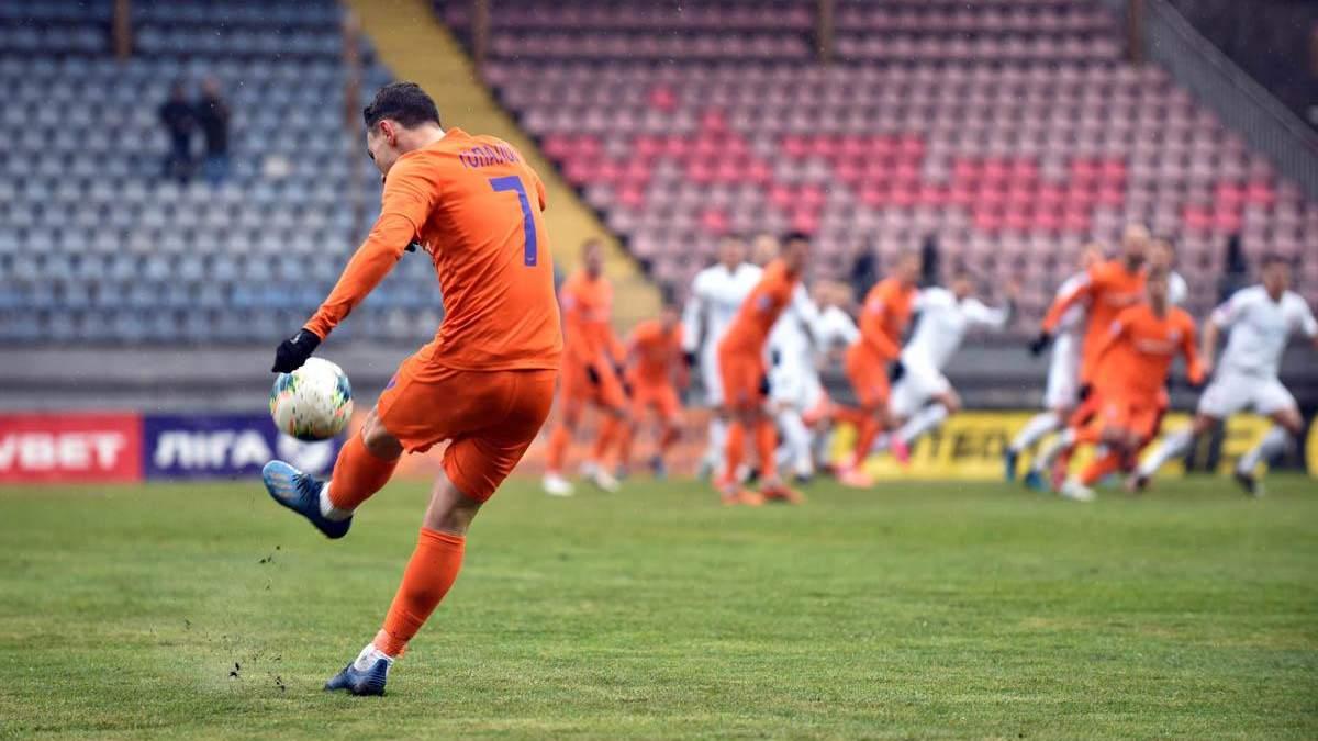 Маріуполь – Ворскла: огляд, рахунок, відео голів матч 04.03.2020