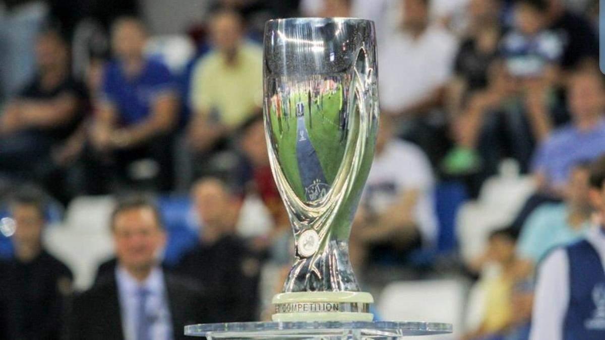 Казань офіційно прийме матч за Суперкубок УЄФА, Будапешт – фінал Ліги Європи