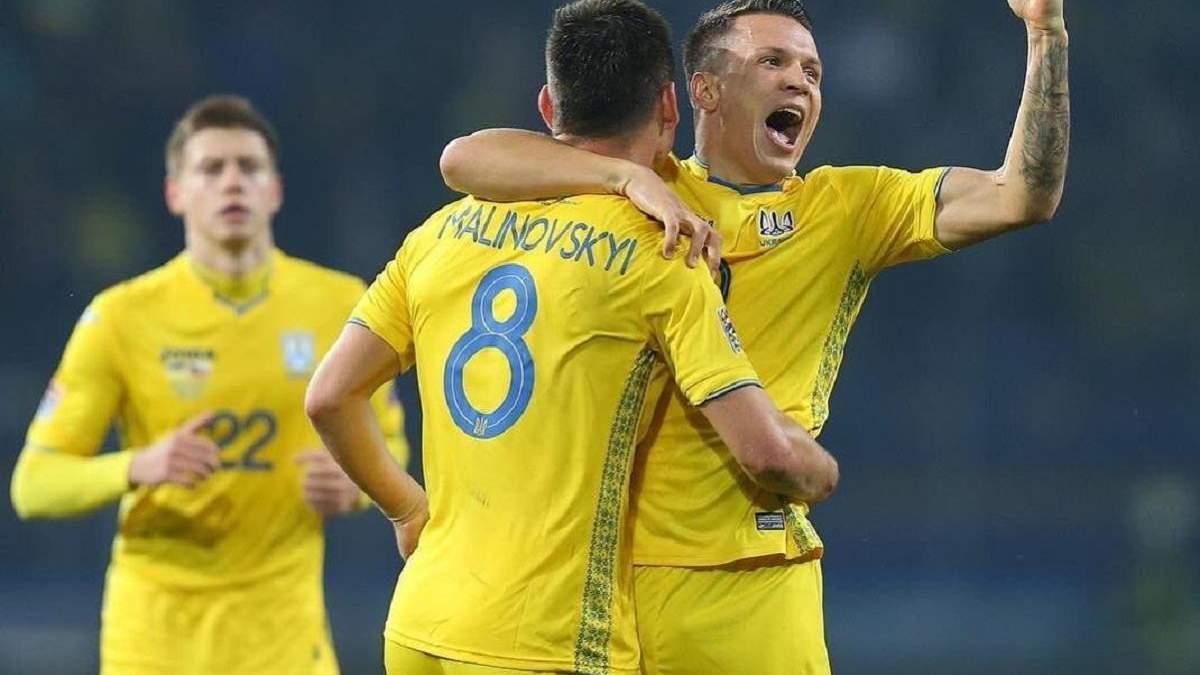 Лига наций 2020/2021 жеребьевка – соперник сборной Украины