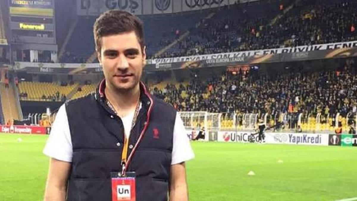 Російський футболіст захворів на коронавірус