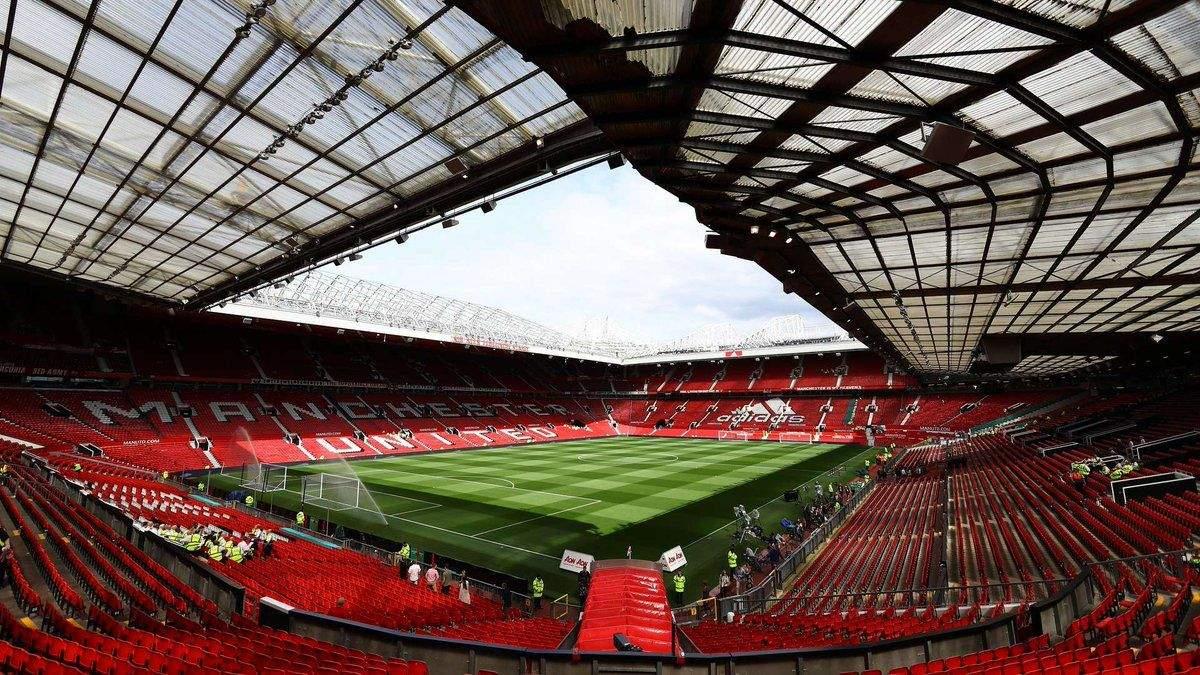 Футбольные матчи в Англии могут состояться без зрителей