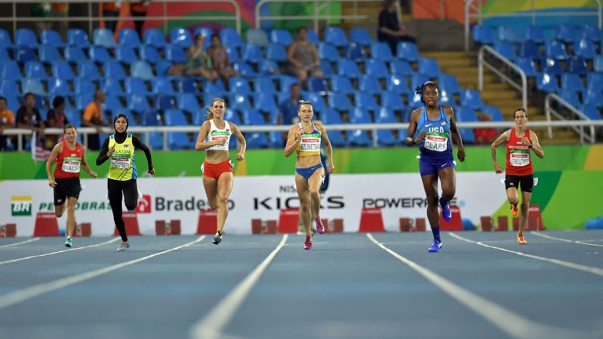 Українські паралімпійці – перші на чемпіонаті світу з легкої атлетики