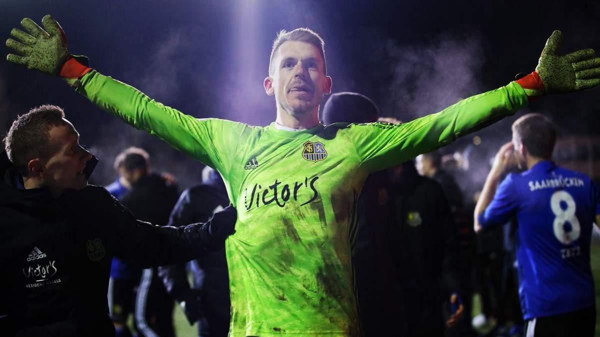 Воротар відбив 5 пенальті у матчі кубка Німеччини та вивів команду у півфінал: відео