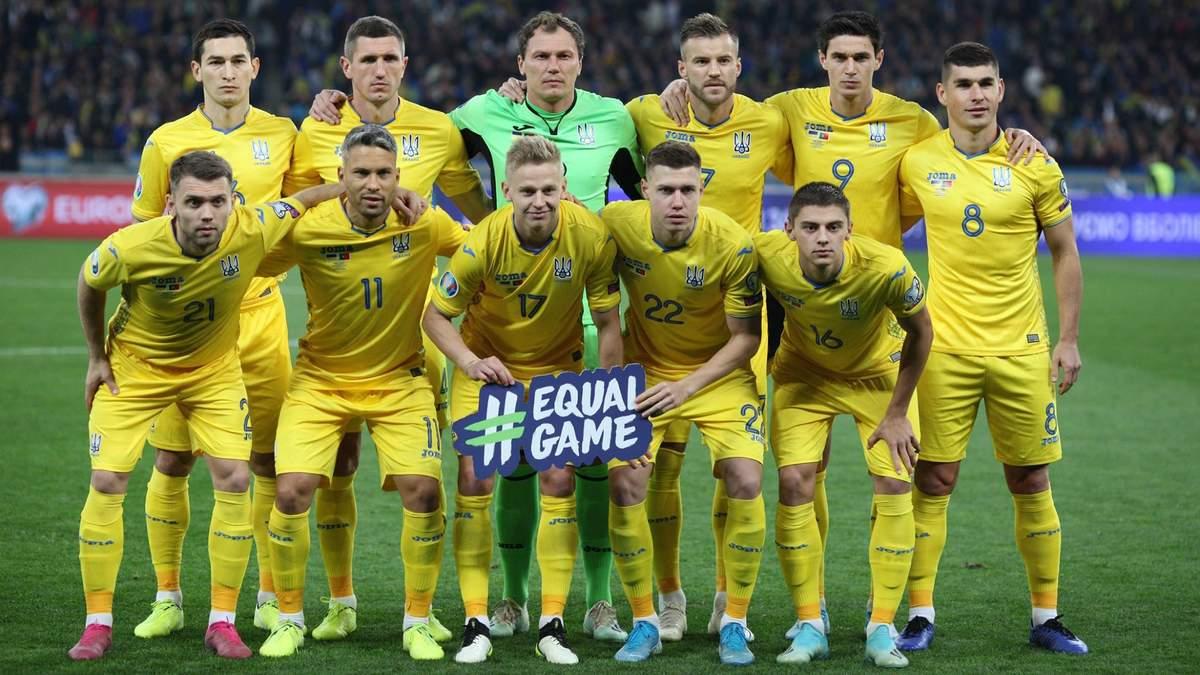 Як збірна України грала зі збірними Іспанії, Німеччини та Швейцарії – суперниками у Лізі націй