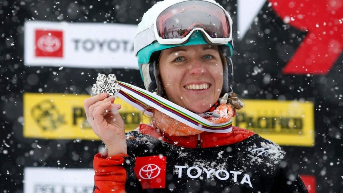 Українська сноубордистка Аннамарі Данча – бронзова призерка на турнірі у Канаді