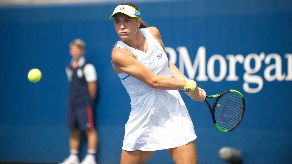 Українка Катерина Бондаренко залишає турнір у Мексиці