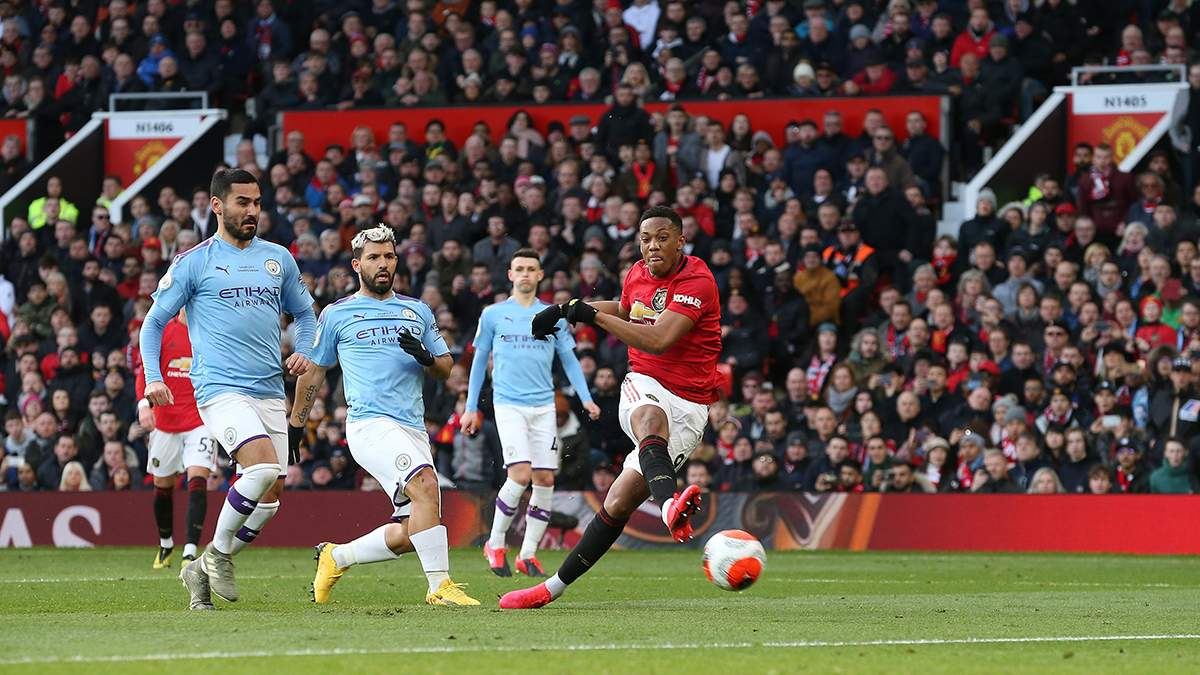 Манчестер Юнайтед – Манчестер Сити: обзор, счет матча 08.03.2020