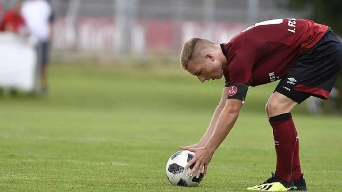 Український сенсаційний футболіст забив 34 голи у 15-ти матчах сезону