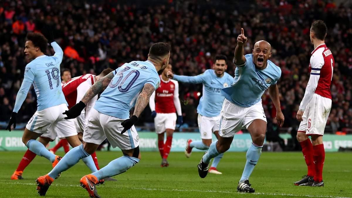 Манчестер Сити – Арсенал: смотреть онлайн матч 17.06.2020